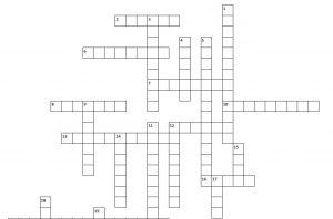 Sauvignon Blanc crossword