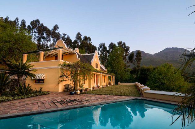 Stellenbosch wine property sotheby's