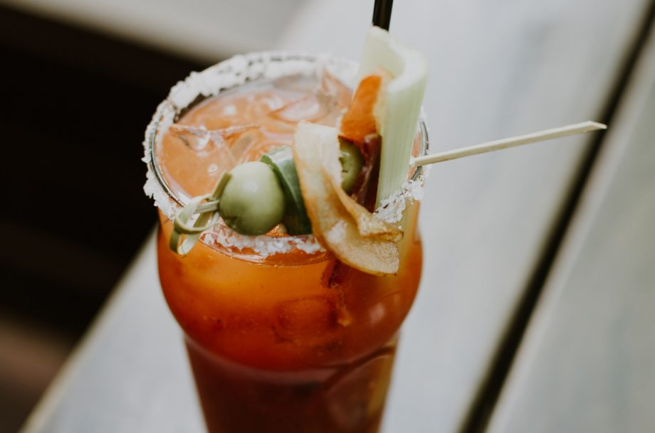 vodka Bloody Mary, Bloody Mary vodka cocktail