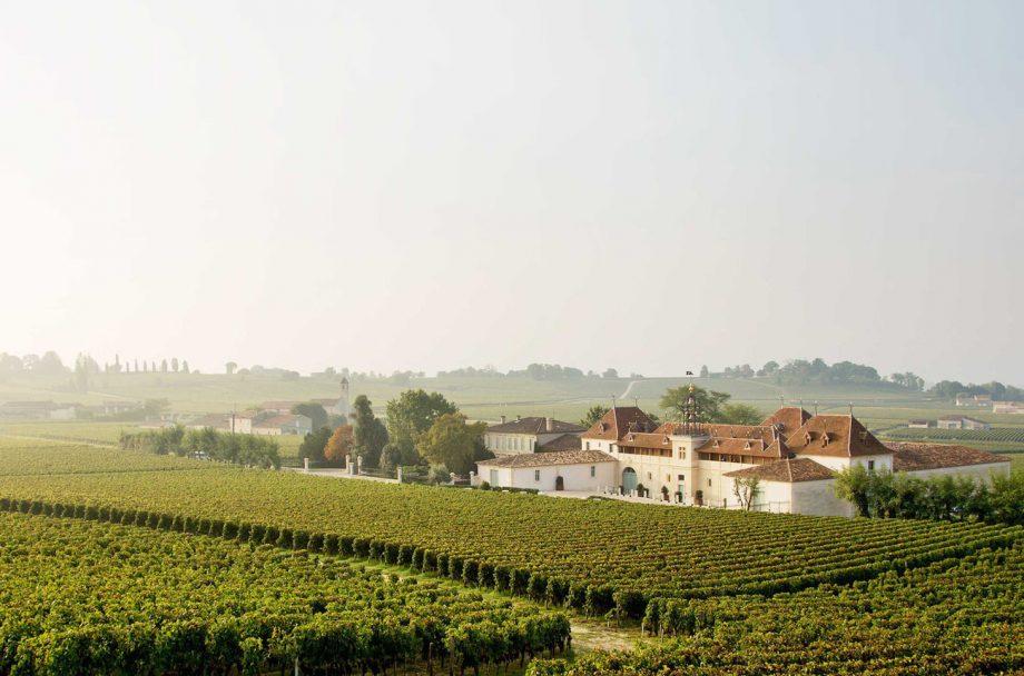 Chateau Angelus wines, St-Emilion