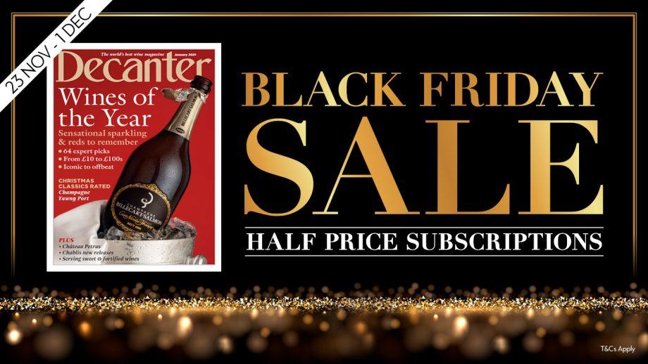 Decanter Magazine Offer