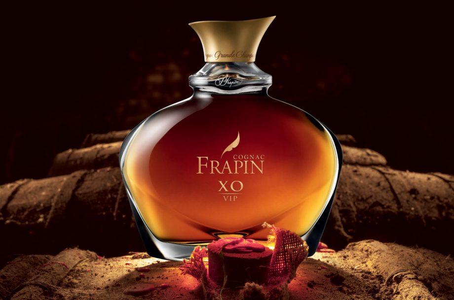 Frapin XO VIP; Cognac ageing