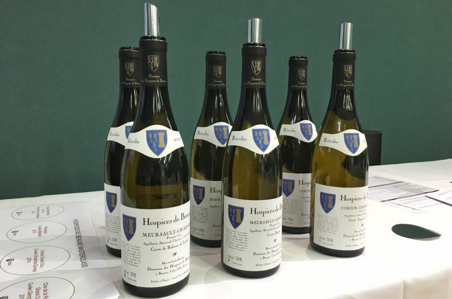 Hospices de Beaune Christies tasting, Hospices de Beaune 2020 wines
