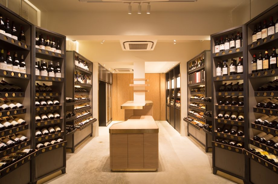 Ponti Wine Cellars Central Shop DWWA promotion
