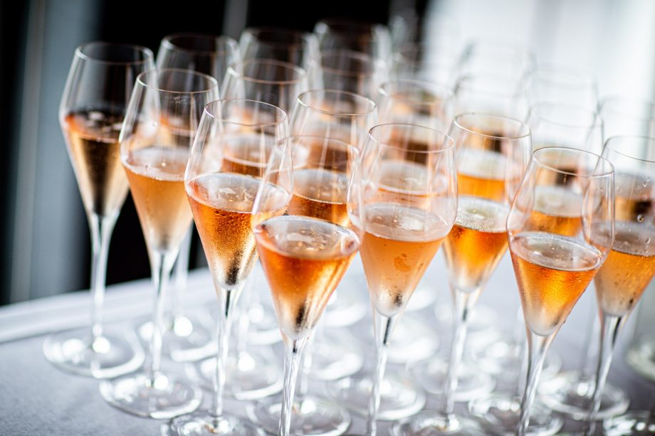 Black Friday rosé Champagne
