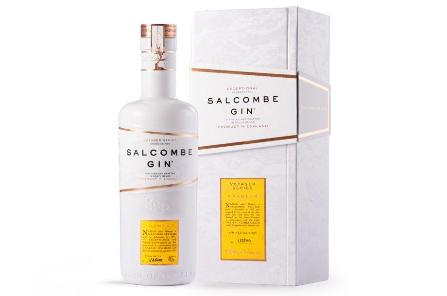 Salcombe Gin Voyager Series Phantom, Sauternes gin
