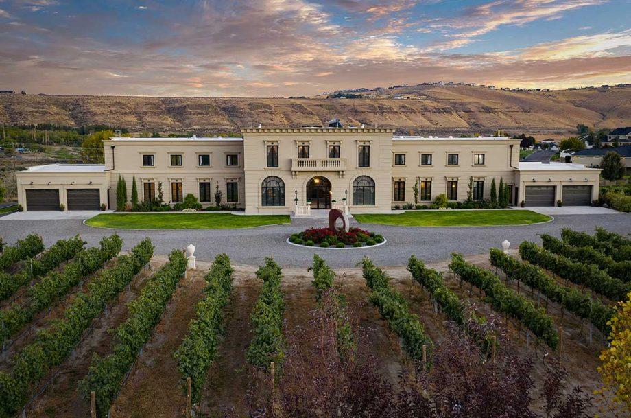 Washington wine property, Sotheby's
