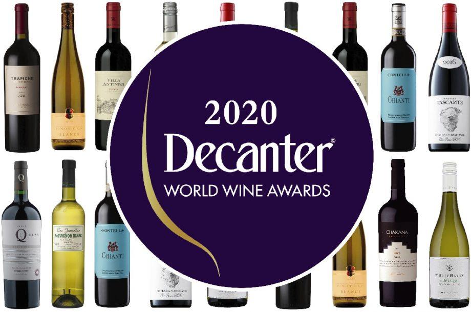 Wine Shop Asia DWWA 2020 promo