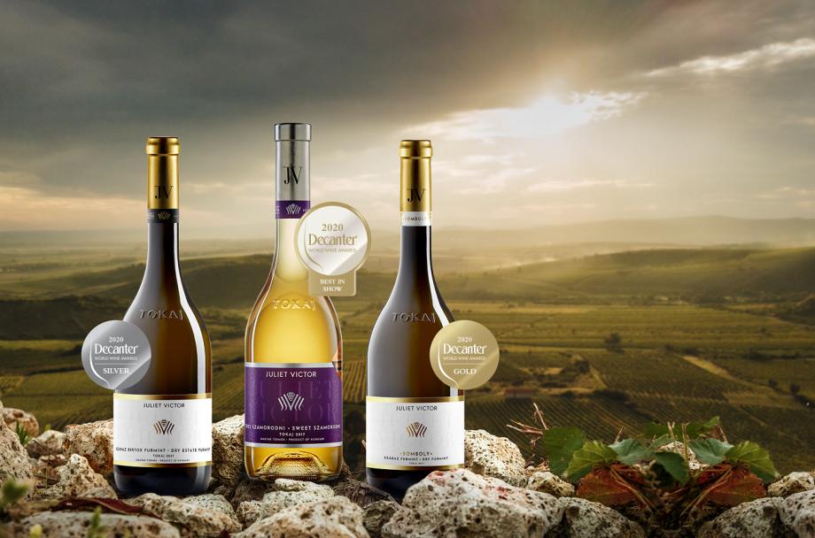 Winebuyers Juliet Victor DWWA 2020