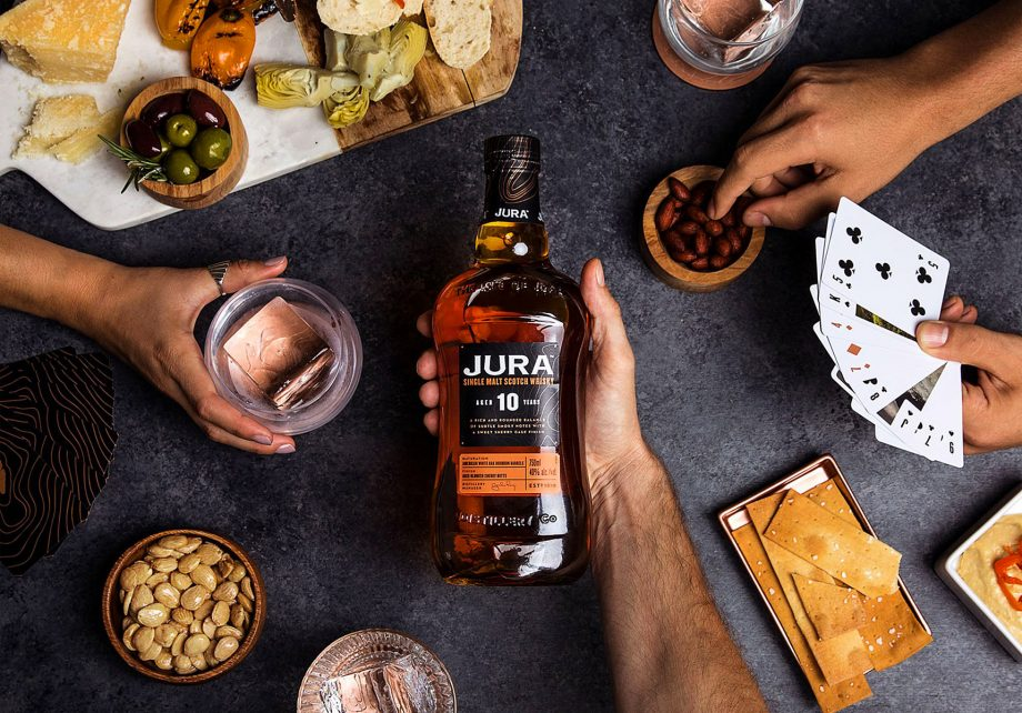 Black friday Jura whisky