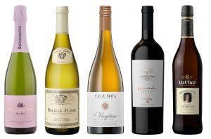 ASC DWWA 2020 wines
