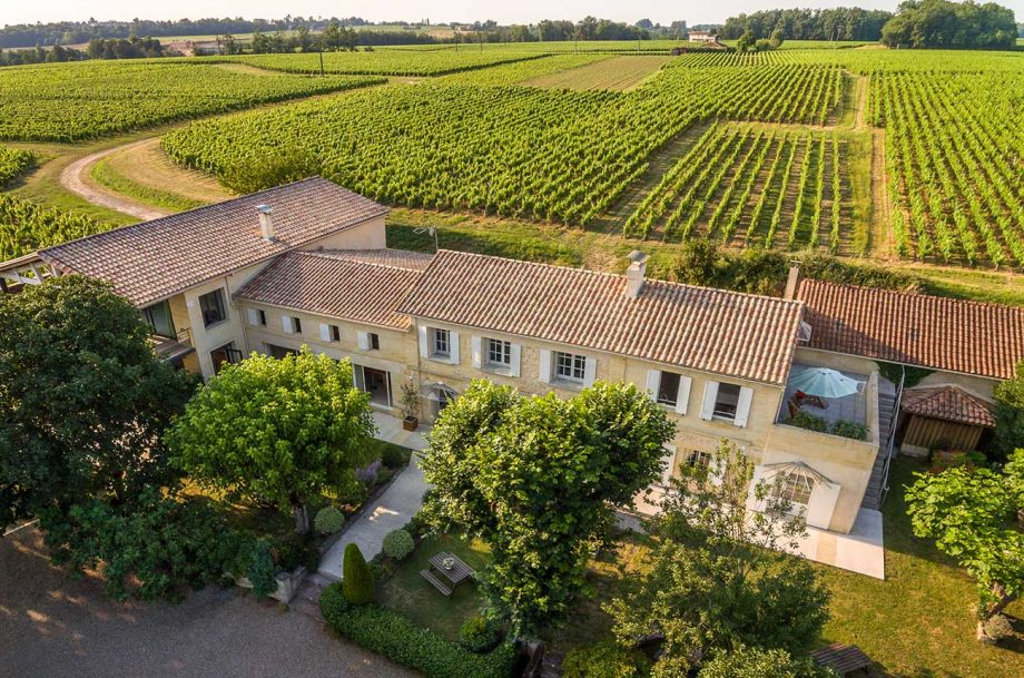 bordeaux vineyard property for sale