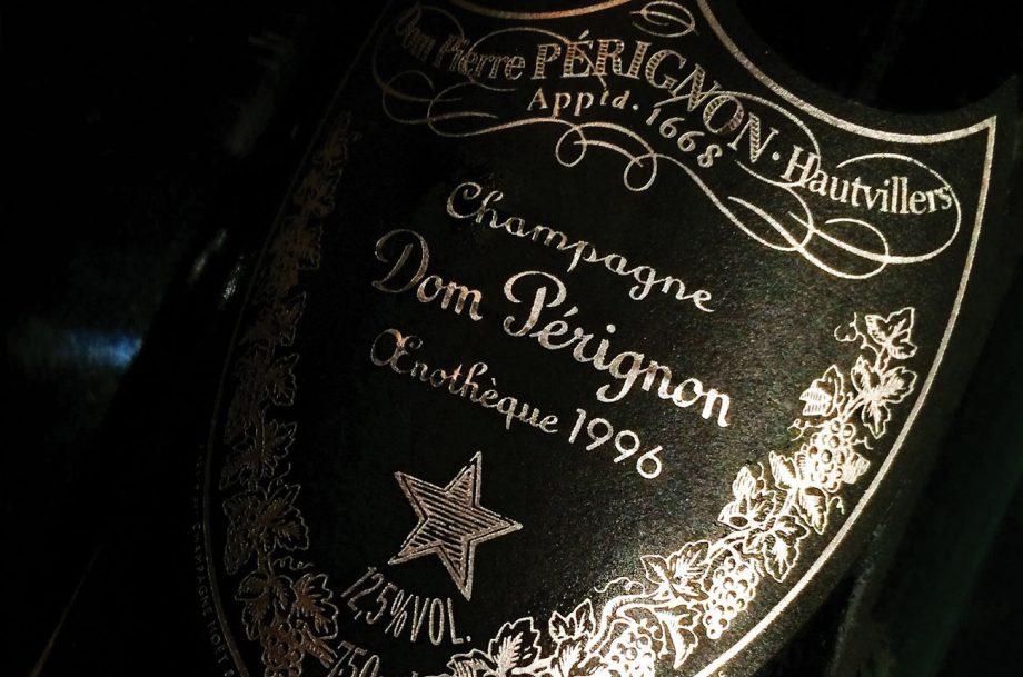 Dom Perignon, Oenotheque 1996; anniversary wines 2021