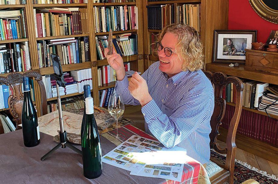Erni Loosen; 2020 wine stories