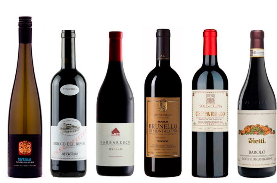 Michaela Morris Top Wines 2020