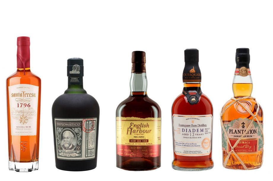 Top rums for an Old-Fashioned