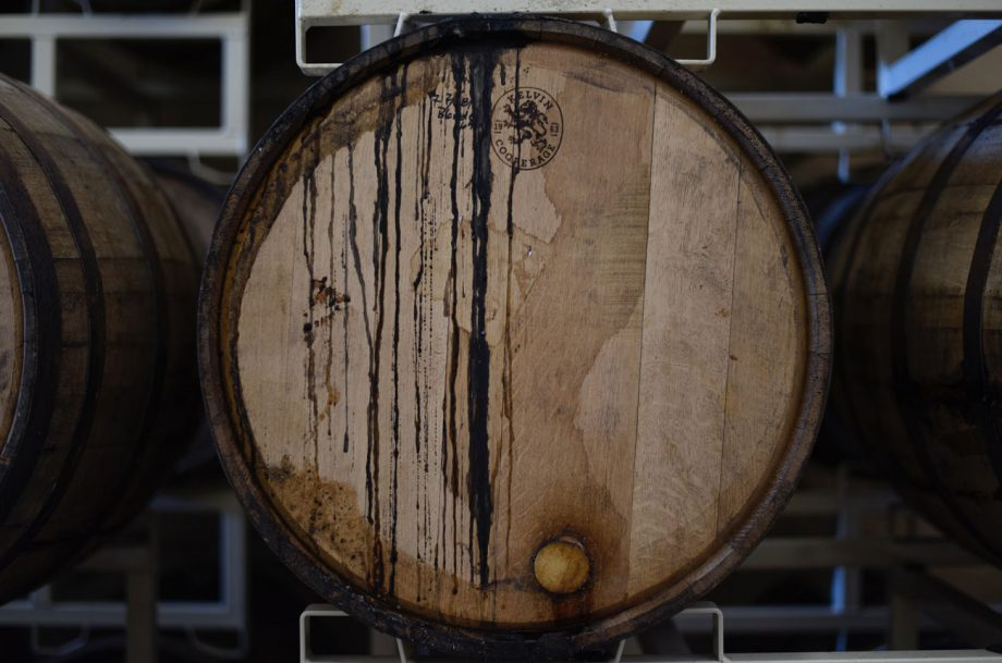 Cask finish whisky, a barrel ageing whisky