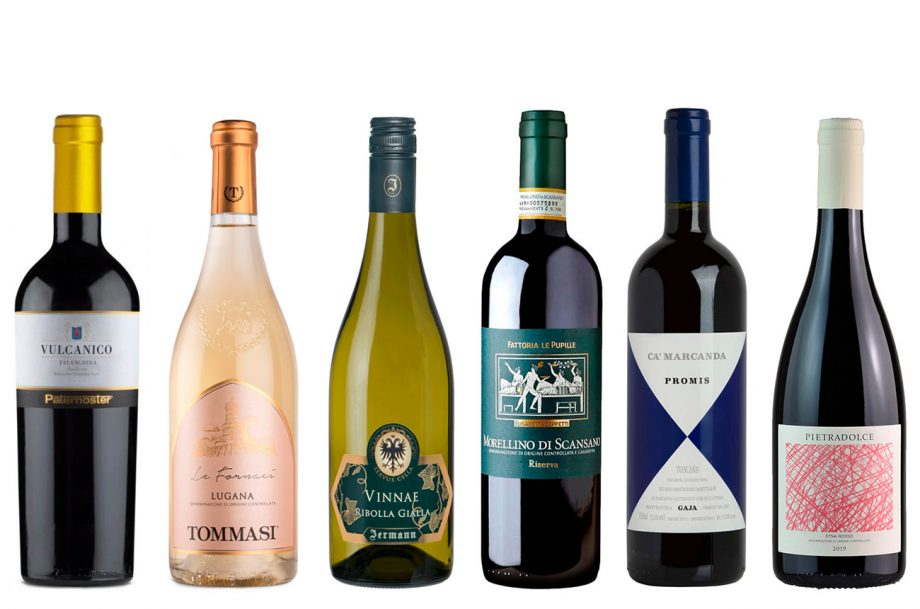 value wines from best Italian producers