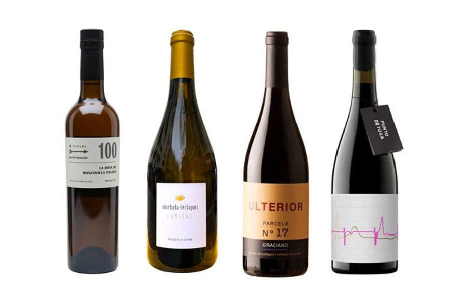 Exciting Spanish wines