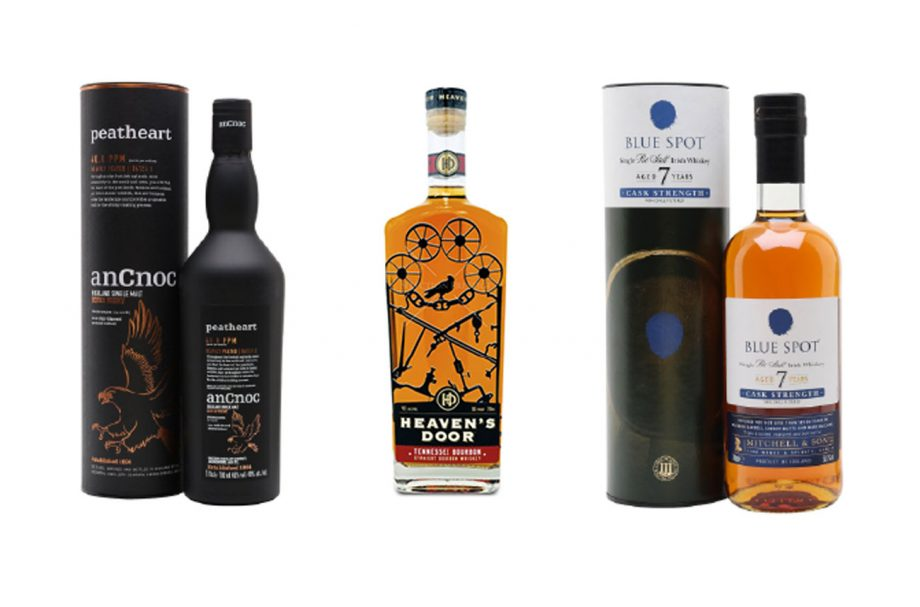 A selection of Whisky under £100