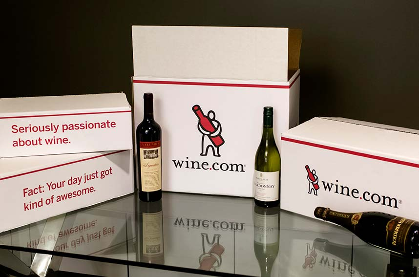 Wine.com wines