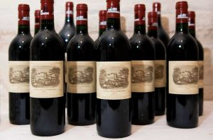 1990 bordeaux first growths
