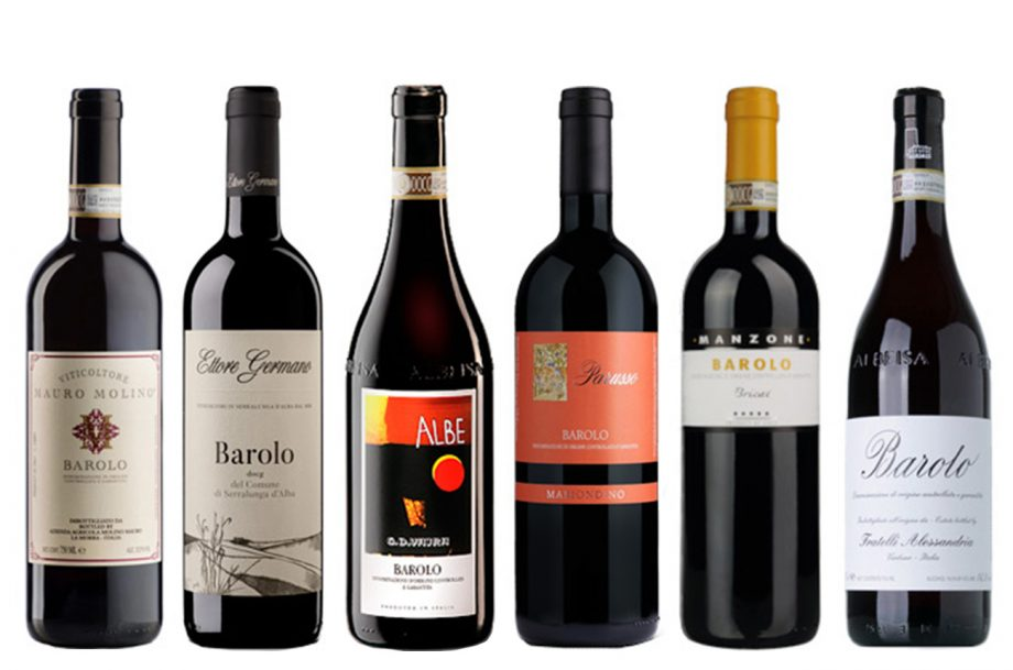 Best value Barolo 2016