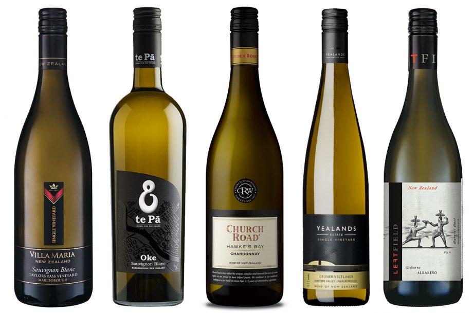 DWWA 2020 NZ white wines