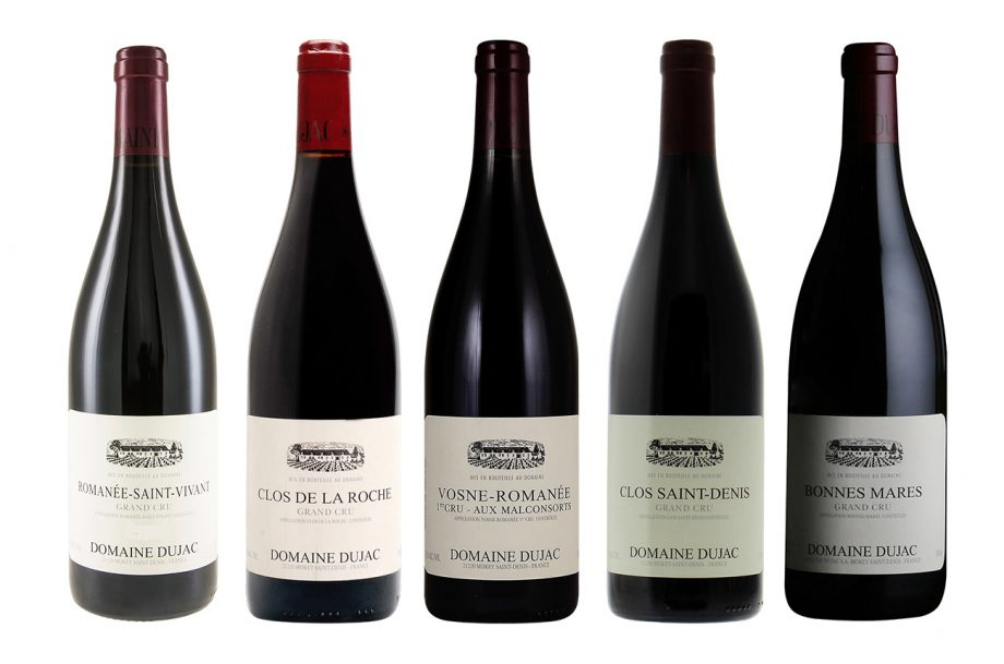 Domaine Dujac Wines