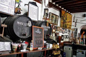 Tabanco San Pablo sherry bar in Jerez