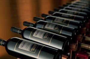 Bottles of Shafer Hillside Select