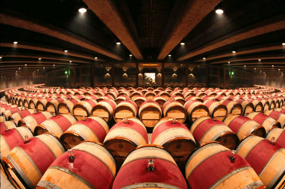 napa auction of rare library wines in February 2021