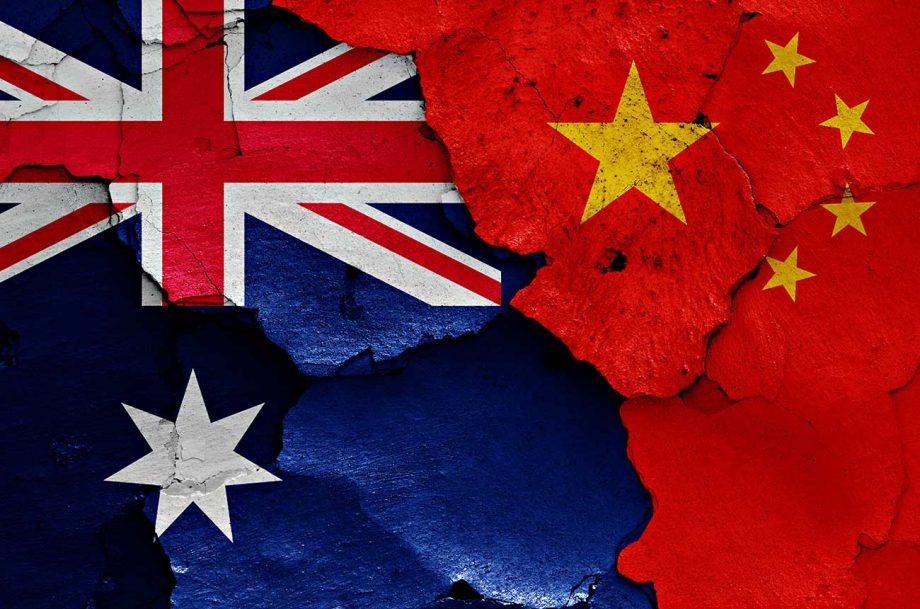 China puts tariffs on Australian wines
