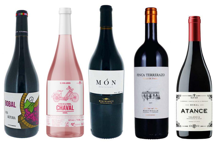 Bobal wines