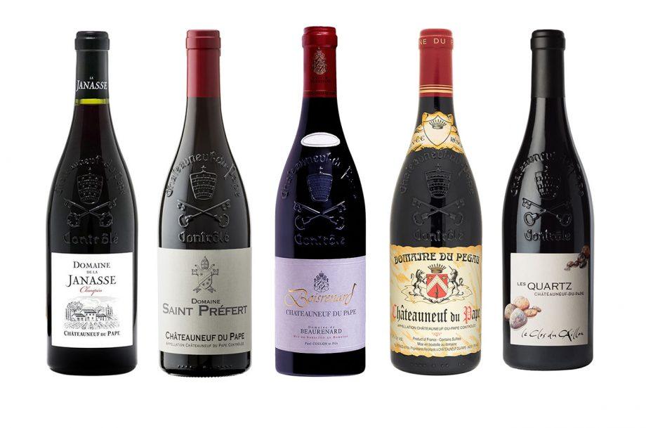 Châteauneuf-du-Pape-Wines