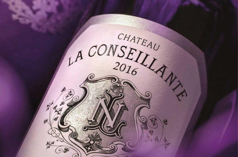 Château La Conseillante and Figeac wines tasting
