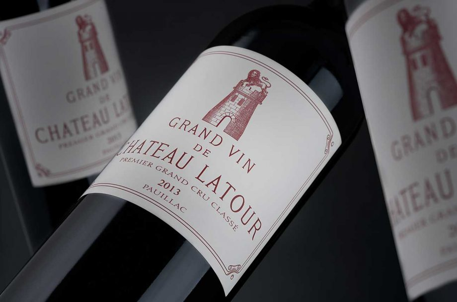 Latour 2013 is among the Place de Bordeaux March releases