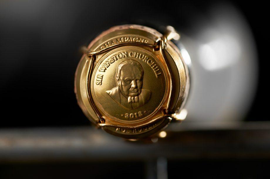 Champagne Pol Roger Sir Winston Churchill 2012