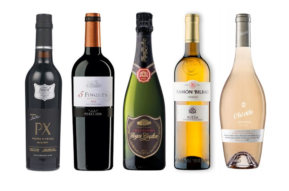 Spanish-Wine-Under-£20
