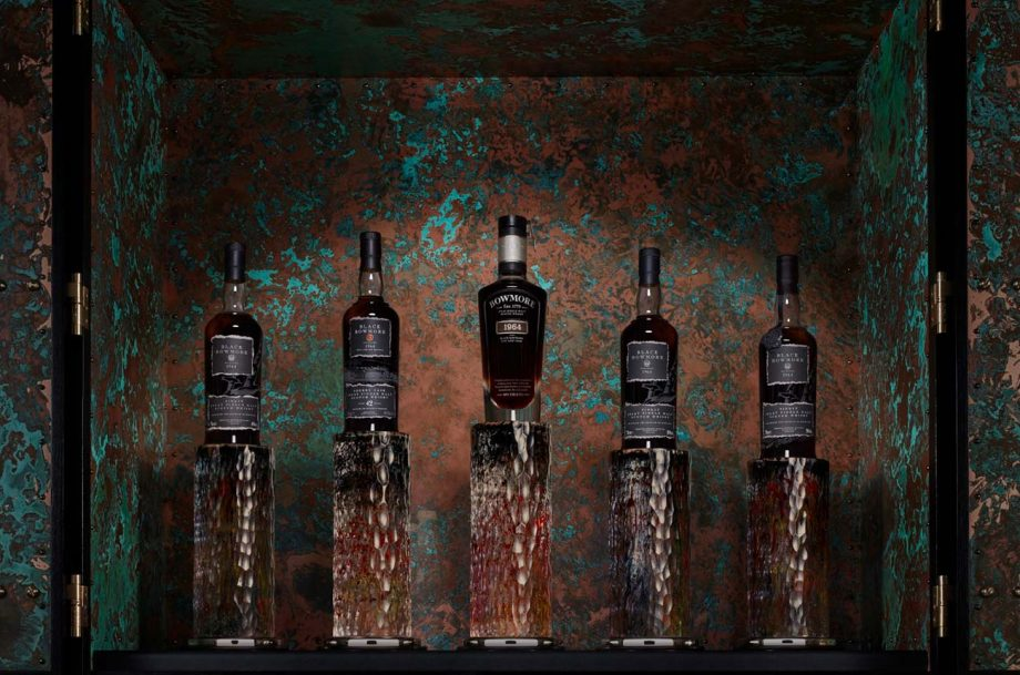 The Black Bowmore archive cabinet