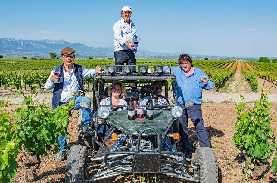 Cornelio Dinastia winemakers