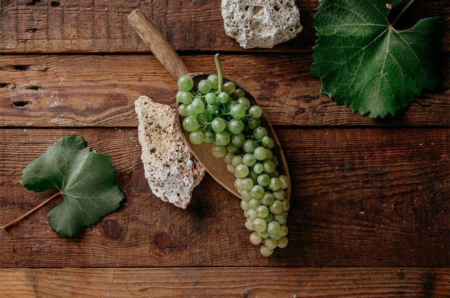 Harslevelu grapes