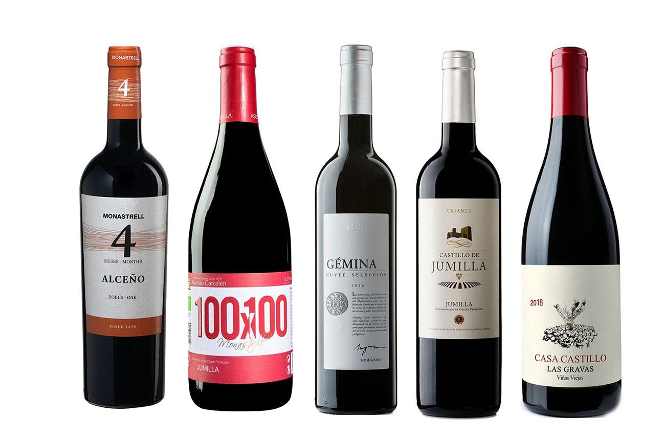 Jumilla wines