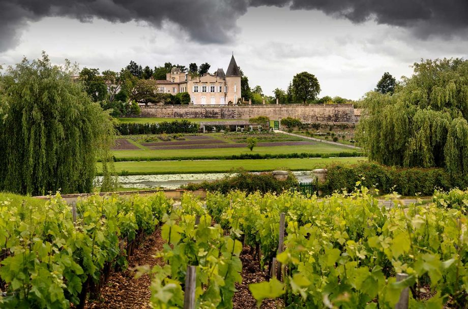 What's new in Bordeaux wine in 2021? Lafite Rothschild is beginning a large biodiversity programme.