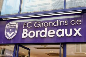 FC Girondins de Bordeaux shop