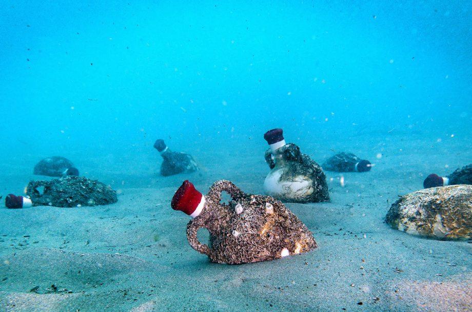 S'Amfora - Underwater wine amphorae by Podere San Cristoforo
