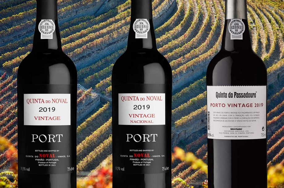 Quinta do Noval has declared three 2019 vintage Ports