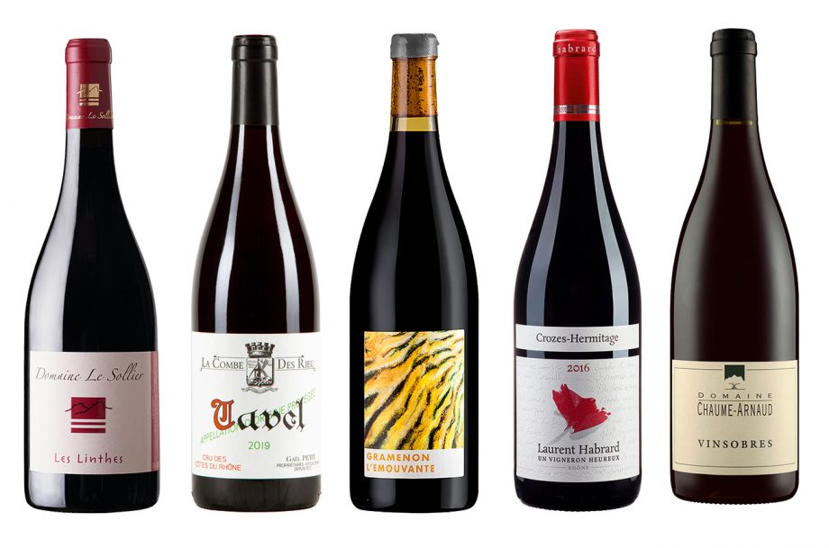 Rhone-Discoveries-Bottles