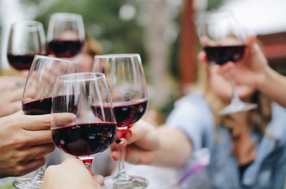 which countries drink the most wine