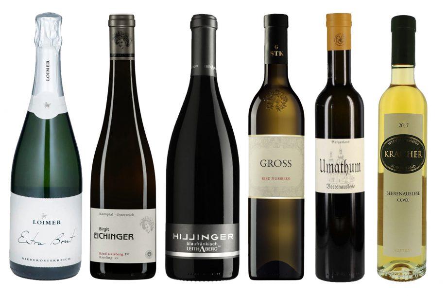 Astria top-scoring wines DWWA 2020